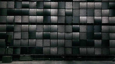 Studio 1 diffusive panels (Photo: Zackery Belanger)