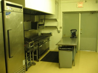 The first Kitchen Chicago Space